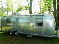 .,,This vintage Airstream International Ambassador