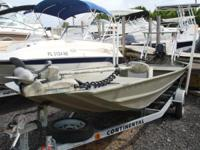 Description 1979 Alumacraft with Johnson outboard 1979