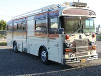 1979 XV Bluebird Wanderlodge 36' 3208 CAT Diesel 133k