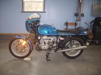 1979 BMW 800r/7 I have my 1979 BMW R 800/7 for sale. It