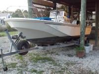 This classic 1979 Boston Whaler 22 Outrage is built