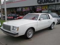 Check out this Classic!! 1979 Buick Regal with 76K