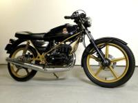 Up for auction is my uncommon '79 Bultaco Streaker 125