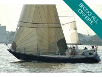 - Stock #65038 - C&C's differ from other sailboats of