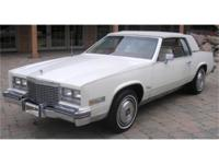 THIS IS A VERY WELL MAINTAINED CADILLAC ELDORADO WITH