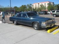 1979 Cadilac DeVille, Low miles (16,000+), only second