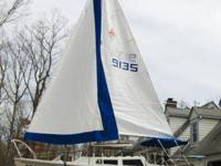 1979 Catalina 22 Sail Boat Lots of updates to the Boat