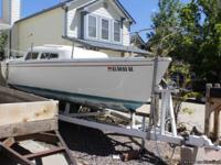 Have a 22 Catalina Sale Boat. Sale or Trade. For Sale