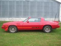 NEW LOWER PRICE! 1979 Chevy Camaro Z28 with 8 Cyl 350