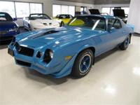 1979 CHEVROLET CAMARO Z-28 SPORT COUPE - TRULY AMAZING