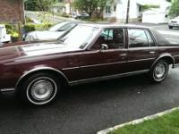 For sale is a 1979 Chevrolet Caprice Classic sedan that
