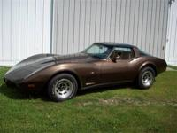 1979 CHEVROLET CORVETTE, 41399 MILES, AUTOMATIC, 8 CYL,