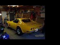 Year: 1979 Make: Chevrolet Model:Corvette Mileage:87K