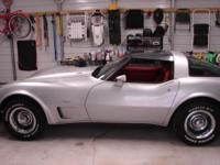 An unmolested 1979 L-82 (225 HP) Corvette with 39,500