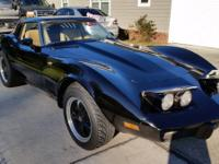 1979 Chevrolet Corvette (FL) - 12,200 This is a numbers