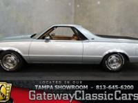Stock #570-TPA 1979 Chevrolet El Camino  $25,995
