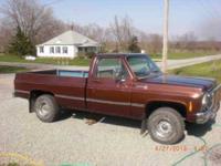 1979 Chevrolet K10 Classic Truck Rebuilt 350, V8 engine