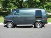 1979 Chevrolet Shorty Van American Classic 1979 Chevy