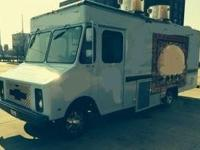 Stunning like new1979 Chevrolet Step Van Food Truck.