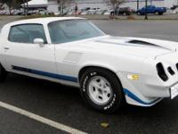 This original 1979 Z28 Camaro is an ideal candidate for