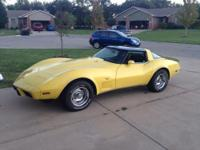 In 1979 there were 53,807 Corvettes made only 4,062