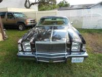 This classic 1979 Chrysler is in beautiful condition.