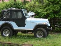 '79 CJ5 Jeep Renegade Attention Jeep lovers, if you