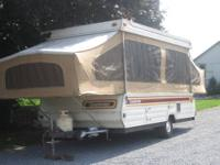 We just bought a self contained camper and are selling