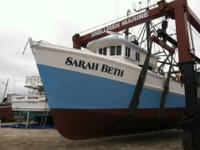 60 Commercial fishing vessel built by Miller Marine in