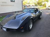 1979 corvette/ reference car/ 25k miles /