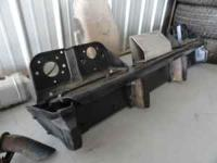 For sale 1979 corvette rear bumper support. It is in