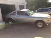 I'm selling a 1979 Dodge Aspen, it has 7000 miles on