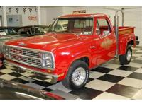 1979 Dodge Lil Red Express Truck only 5118 made High