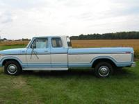 1979 F-250 EXTENDED CAB CAMPER SPECIAL. 160,000 MILES,