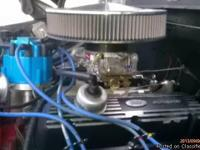 1979 Ford 302cid Motor. Runs Strong.Comp Cam, Eldebrock