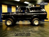 1979 Ford Bronco for sale. Want to have some off road