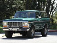 1979 Ford Bronco RANGER XLT 4WD. This car is a