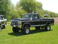 1979 Ford F-250 Ranger XLT. I have owned this truck