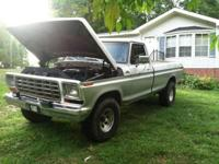 1979 for custom-made / explorer / long bed 4x4 with a