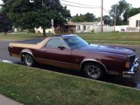 1979 Ford Ranchero Brougham edition ... 351 Cleveland