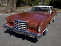 This '79 Thunderbird is completely original and