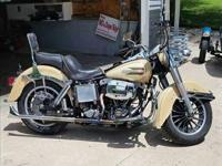 1979 Harley Davidson FLH Electra Glide Classic. 1979