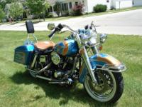 This 1979 Harley began life as an FX but was