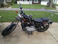 1979 Harley Davidson Ironhead Sportster XLS $4000 cash