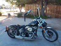 1979 Harley Davidson Shovelhead. Reg. as 2003 Special