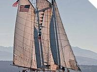 Classic Sailing vessel with a lot of history! Quiet