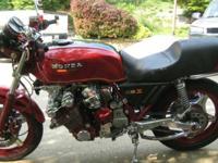 1979 Honda CBX SuperSport With 17,827 Original