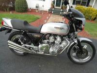 1979 Honda CBX TIMSCBXFor a faster respond please reply