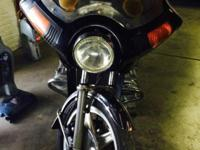 1979 Honda Gold Wing GL1000 in Black with 30,424