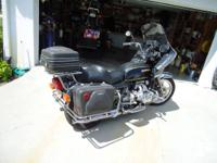 I have a nice Goldwing that i would like to either sell